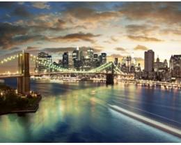 Скинали Бруклинский мост