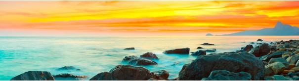 Скинали 'Берег моря, скалы'