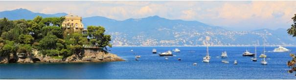 Скинали 'Панорама Портофино. Италия'