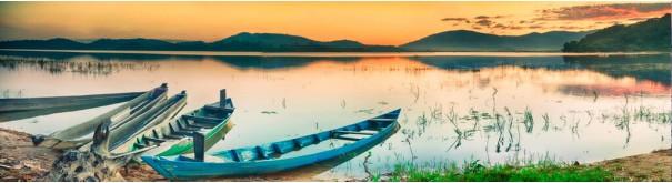 Скинали 'Лодки на берегу'