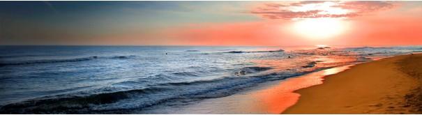 Скинали 'Восход на пляже'