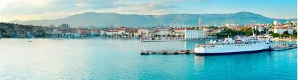 Скинали 'Хорватия. Панорама Сплита'