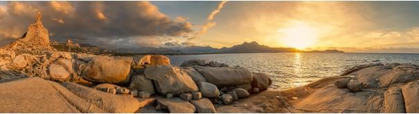 Скинали 'Золотое утро над заливом'