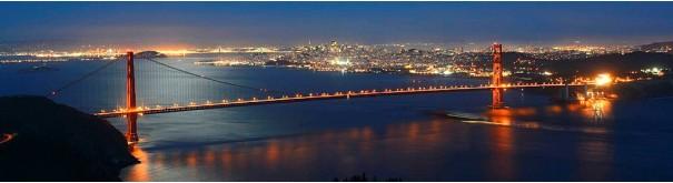 Скинали 'Золотые ворота Сан-Франциско'