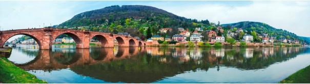 Скинали 'Гейдельберг. Мост через озеро'