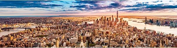 Скинали 'Нью Йорк с высоты птичьего полета'
