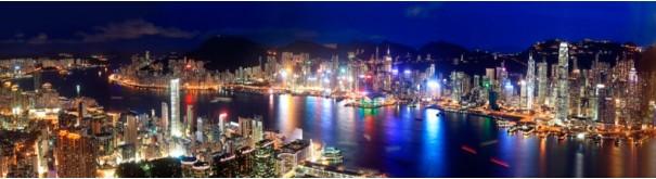 Скинали 'Ночной пролив Гонконга'
