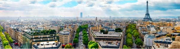 Скинали 'Панорама Парижа'