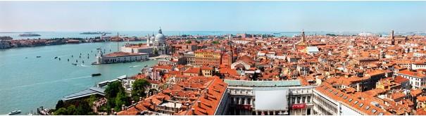 Скинали 'Красные крыши Венеции'