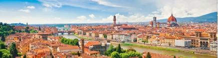Скинали 'Панорама Флоренции'