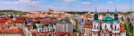 Скинали 'Прага. Собор св.Николая'