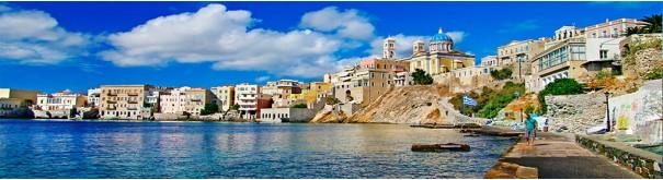 Скинали 'Остров Сирос. Греция'