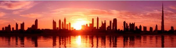 Скинали 'Восход над Дубаем'