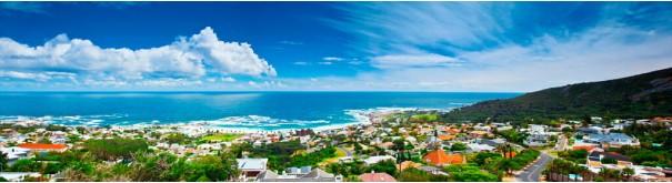 Скинали 'Вид на бухту Кейптауна'
