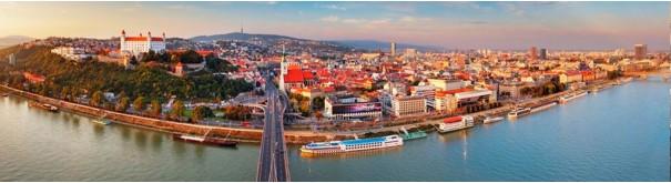 Скинали 'Панорама Братиславы'