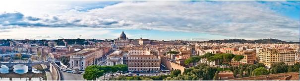 Скинали 'Панорама Рима'