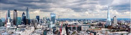 Скинали 'Смог на лондонским сити'