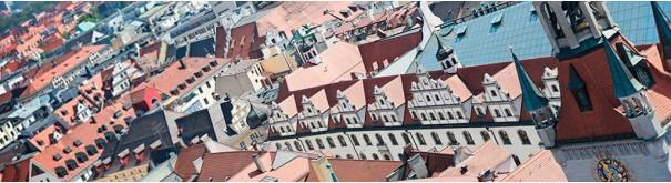 Скинали 'Крыши старой Праги'