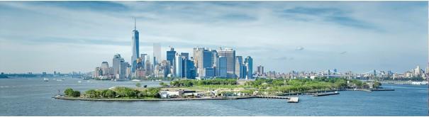 Скинали 'Вид на остров Манхеттен'