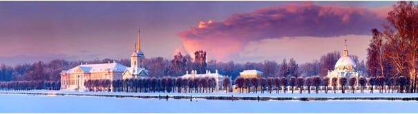 Скинали 'Зима в Кусково'