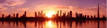 Скинали 'Панорама Дубая'