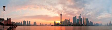 Скинали 'Утро в Шанхае'