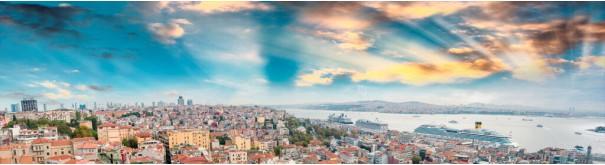 Скинали 'Вид с Галаты на Босфор'
