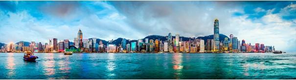 Скинали 'Гонг Конг. Бухта Виктория'