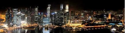 Скинали 'Ночной Сингапур'