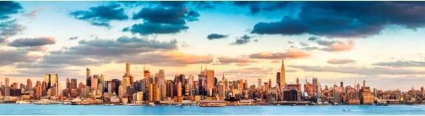 Скинали 'Нью Йорк на горизонте'