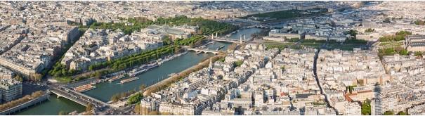 Скинали 'Париж с высоты птичьего полета'