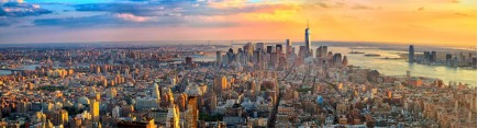 Скинали 'Утро в Нью Йорке'