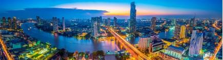 Скинали 'Бангкок-Сити'