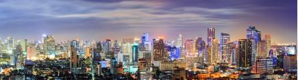 Скинали 'Современный Бангкок'