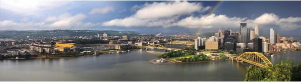 Скинали 'Панорама над Питсбургом'