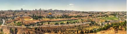 Скинали 'Иерусалим. Масличная гора'