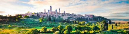 Скинали 'Замок в Тоскане'