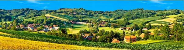 Скинали 'Деревня в Хорватии'