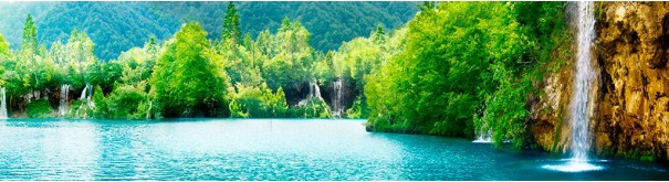 Скинали 'Водопад Плитвицких озер'