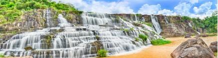 Скинали 'Водопад Далат. Вьетнам'