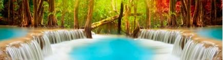 Скинали 'Каскад водопадов. Тайланд'