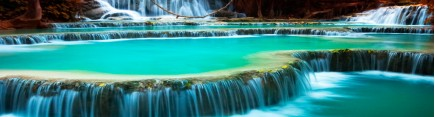 Скинали 'Лазурный водопад'