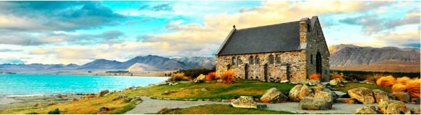Скинали 'Дом у озера. Новая Зеландия'