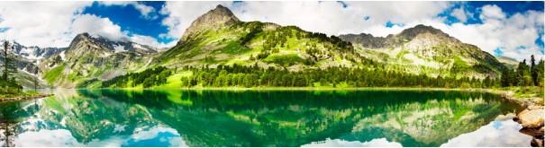 Скинали 'Горный Алтай. Зеркало озера'