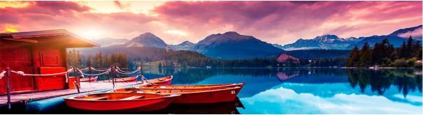 Скинали 'Пристань горного озера'