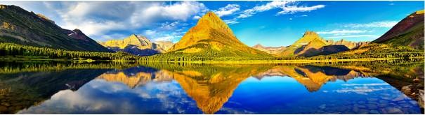 Скинали 'Зеркальное озеро. Алтай'