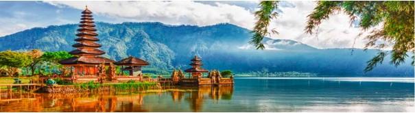 Скинали 'Пагода на о.Бали. '