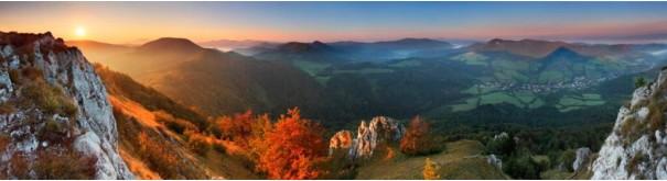 Скинали 'Горная долина. Словения'