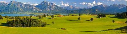 Скинали 'Просторы Баварии'