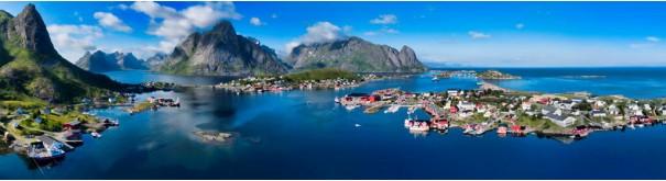 Скинали 'Побережье Норвегии'